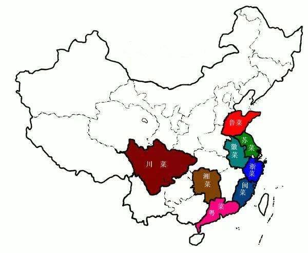 中国八大菜系是到底是哪八大?八大菜系的说法怎么来的?