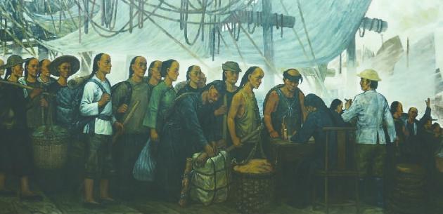 中国近代发生了三大移民潮,人们为什么要选择背井离乡呢?