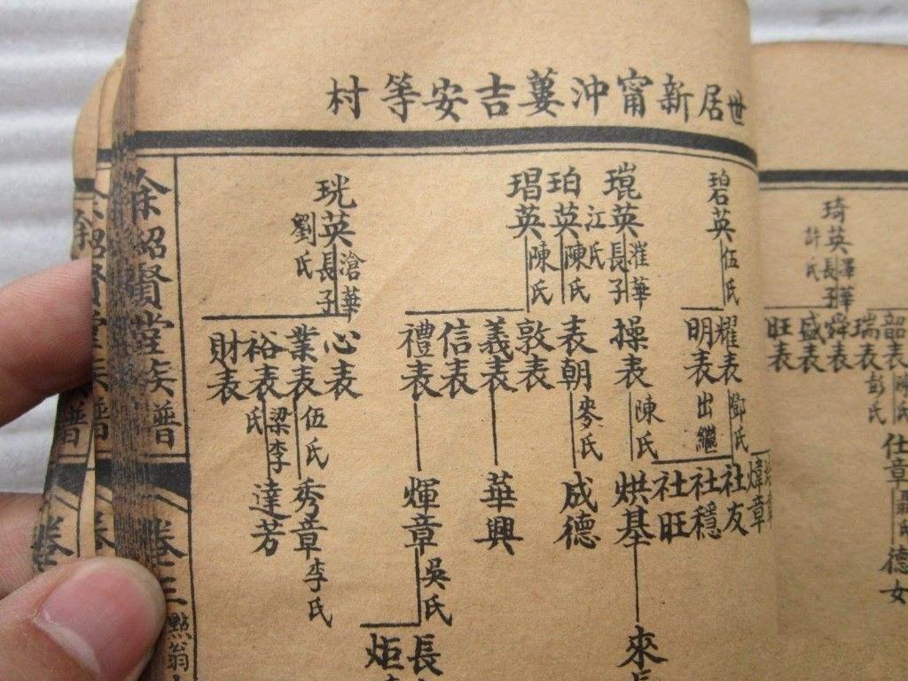 青铜家谱在家谱起源史还年轻,专家说,家谱的起源比你想象的要早得多